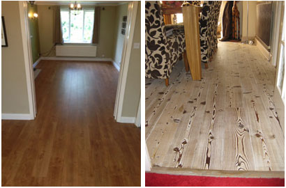 Wood Floors Middlewich