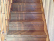 Laminated Staircase Alderley Edge