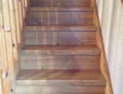 Laminated Staircase Alderley Edge