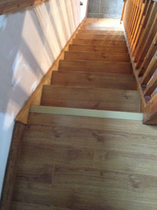Wooden Staircase Cheshire