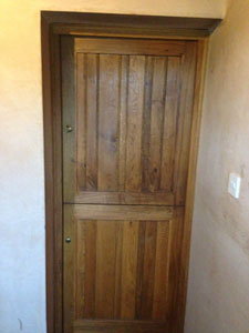 European Oak Stable Door/Frame
