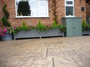 wood garden furniture Middlewich