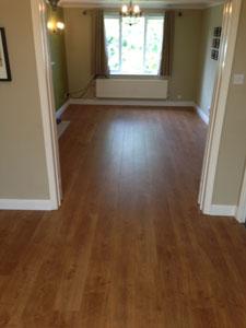 Wood Floor Wilmslow