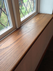Wood sill Knutsford