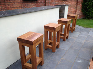 Bespoke Garden Furniture Knutsford