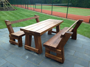 Bespoke Garden Furniture Cheshire
