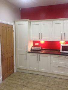 Bespoke kitchen Crewe