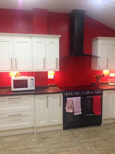 Kitchen fitters Cheshire