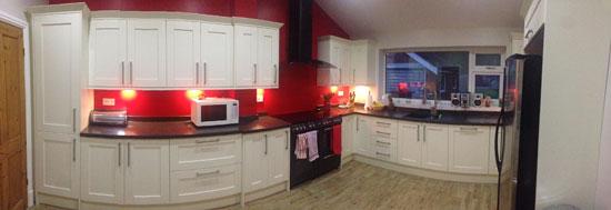 Kitchen installation Crewe