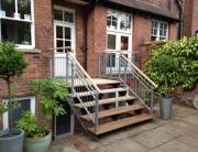 Wooden Stairs Alderley Edge