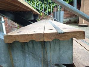 Wood Stairs Alderley Edge