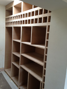 Utility Room Storage Cheshire