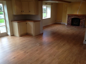 Laminate Floor Acton Bridge