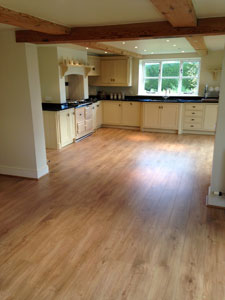 Laying Laminate Cheshire