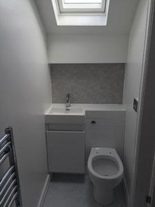 New Bathroom Holmes Chapel
