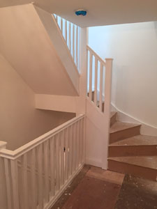 New Stair Case Holmes Chapel