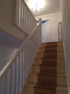 Wooden Staircase Holmes Chapel