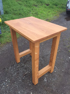Wooden Table Cheshire