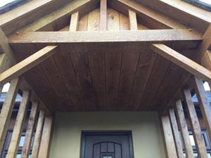 Oak Porch Designs Cheshire