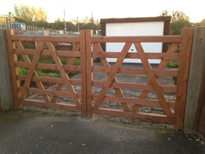 Wood Gates Knutsford