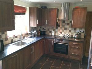 Wood Kitchen Designs Cheshire