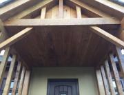 Wooden Porch Cheshire
