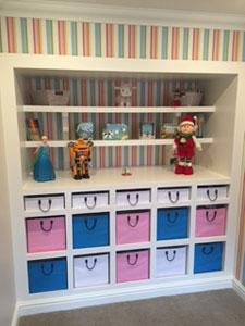 Childrens Storage Cheshire