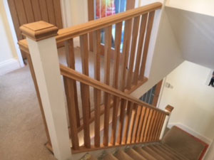 Oak Staircase Cheshire