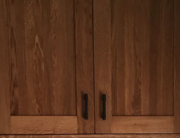 Oak wardrobe Cheshire