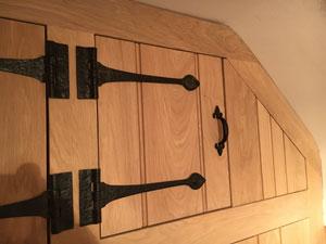 Oak cupboard Cheshire